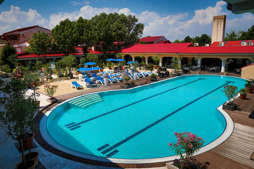 Piscina - Vox Maris Grand Resort | Costinesti - www.voxmaris.ro
