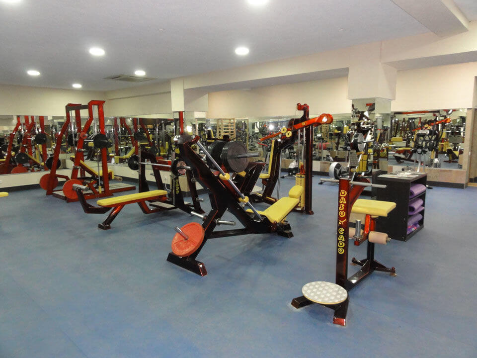sala fitness - Vox Maris Grand Resort | Costinesti - www.voxmaris.ro
